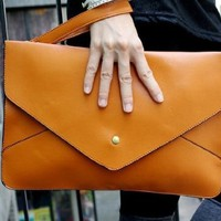 ZPS Fashionable Envelope Stylish Handbag for Women