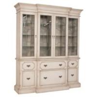 One Kings Lane - That Rustic Touch - Philadelphia Display Hutch