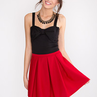 Cinna Skirt - Red