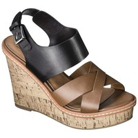 Women's Mossimo® Paulette Wedge Sandals