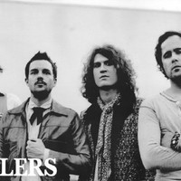 THE KILLERS POSTER Amazing Group Shot BW RARE NEW 24X36