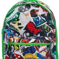 DeadMau5 Mouse Head Reversible Electronic Music Backpack