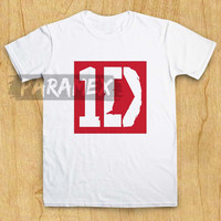 One Direction Tshirt 1D Rocker for t shirt paramex
