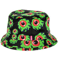 The Keep Watch Bucket Hat in Green