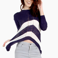 Sasha Stripe Sweater