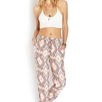 Sand and Stone Ikat Pants
