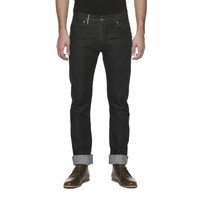 Denim & pants - Jeans - Slim Mick // Raw Black Denim - Balibaris