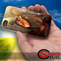 Daryl Dixon - iPhone 4/4S, 5/5S, 5C - Samsung Galaxy S3, S4 for Rubber and Hard Plastic Case