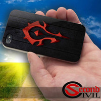 Horde - iPhone 4/4S, 5/5S, 5C - Samsung Galaxy S3, S4 for Rubber and Hard Plastic Case