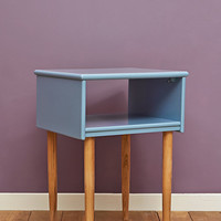 Open Night Stand in Light Blue - Urban Outfitters
