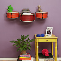 Snare Drum Wall Shelf - Urban Outfitters