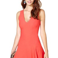 Nasty Gal Make Way Skater Dress