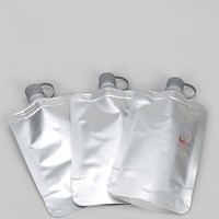 Disposable Flask - Set Of 3 - Urban Outfitters