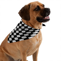 Lisa Argyropoulos Harlequin Diamonds Pet Bandana