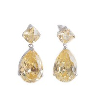 Canary Corrie Earrings - Sammys