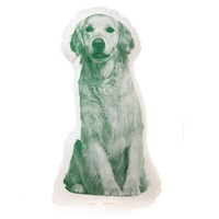 Fauna Cushion Golden Retriever - Pop! Gift Boutique