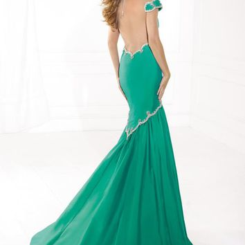 2014 Tarik Ediz 92379 at Prom Dress Shop