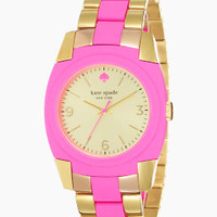gold pink skyline - kate spade new york