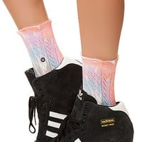 The Chloe Sock in Hippie Daze