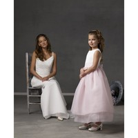 Brand New Fashion Custom Made Flowergirl Dress
