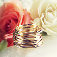 Love Spun Ring
