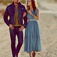 Free People Miles on My Heart Dress