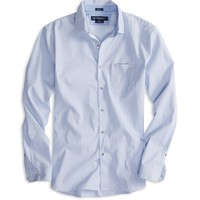AE CRISP BUTTON DOWN SHIRT