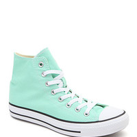 Converse Chuck Taylor All Star Mint Hi Top Sneakers at PacSun.com