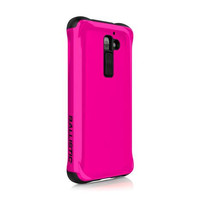 Ballistic LG G2 Aspira Case - Black / Hot Pink