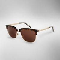 Trench Collection Square Sunglasses