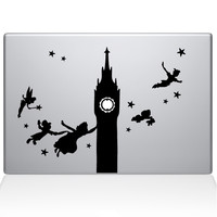 Peter Pan Macbook Decal | Macbook Vinyl Decals | The Decal Guru