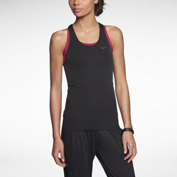 Nike Pro Elite Knit Women's Tank Top - Black