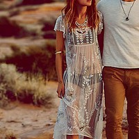 Journey Embellished Slip