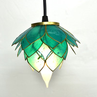 Lotus Blossom Pendant lights - 100% natural and recycled