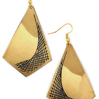 Parabolic Perfection Earrings