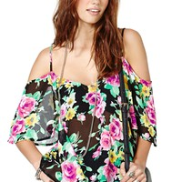 Nasty Gal Fresh Cut Top