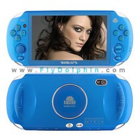 YINLIPS G18 Game Tablet PC 5 Inch Amlogic A9 8GB HDMI 1080P Camera Blue [5134] - US$119.99 - China Electronics Wholesale - FlyDolphin.com