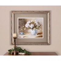 Uttermost Tea Party Wall Art - 41284 - All Wall Art - Wall Art & Coverings - Decor