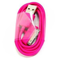 Pink iphone charger!