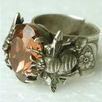 HONEY BEE RING