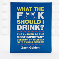 What the F**k Should I Drink Book? - Urban Outfitters