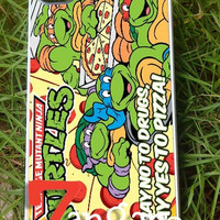TMNT ninja turtle say yes to pizza - iPhone 4/4s/5/5s/5c Case - Samsung Galaxy S3/S4 - Blackberry z10 - iPod 4/5 Black or White
