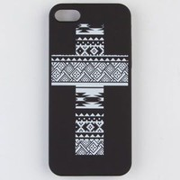 Tribal Cross iPhone 5 Case