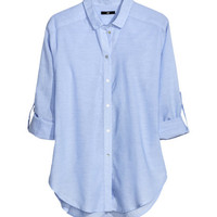 H&M - Cotton Blouse -