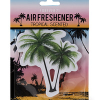 Palm Tree Air Freshener