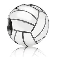 Pandora Volleyball Charm