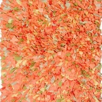 Confetees Tropical Melon Confetti Rug By Homefires