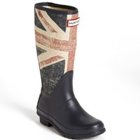 Hunter 'Brit' Waterproof Rain Boot (Little Kid
