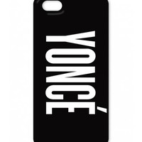 THE YONCÉ IPHONE 5 CASE
