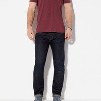 AEO Men's Original Taper Jean (Dark Resin)